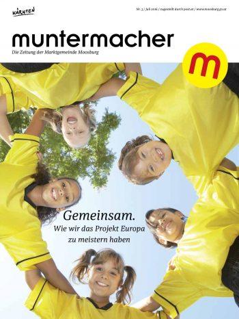 Muntermacher Juli 2016