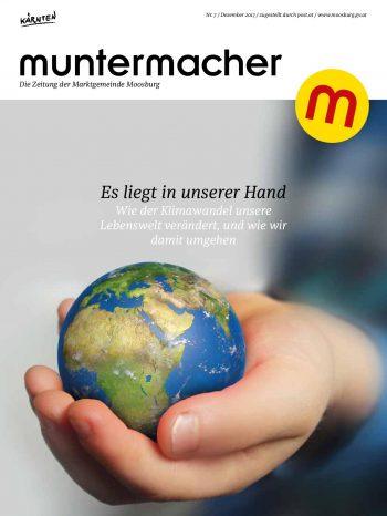 Muntermacher Dezember 2017