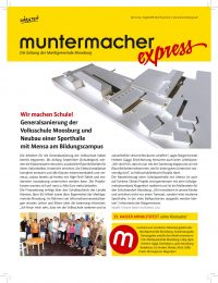 Muntermacher Express Juli 2019